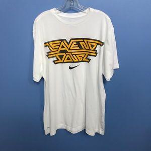 Nike Dri-Fit Leave No Doubt WVU T-shirt